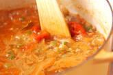 ひき肉カレーの作り方4