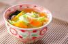 レタスのスープの作り方の手順