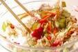 キャベツの梅おかか和えの作り方6