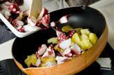 タコじゃが温サラダの作り方3