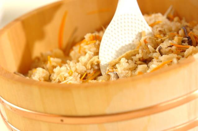 ちらし寿司炊き込みご飯の作り方の手順7