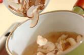 豆乳のふるふる汁の作り方3