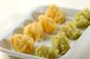 サツマイモの茶巾の作り方の手順4