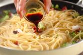 ブロッコリーのスープパスタの作り方3