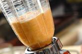 柿スープのお汁粉の作り方1