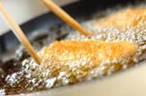 大根ロールカツの明太ソースの作り方2