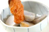 里芋の明太バターがけの作り方2