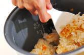 フキご飯の作り方7
