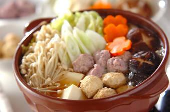 コンソメ鍋
