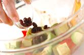 レタスのシナモンサラダの作り方1
