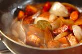豚肉のワイン煮の作り方7