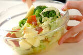 リンゴとクルミのサラダの作り方6