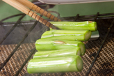 シンプルな焼き野菜の作り方1