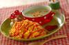レンジでアボカドコーンスープのポイント・コツ2