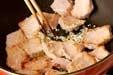 豚肉の菊花炒めの作り方1