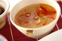 紅白中華スープ