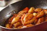 手羽肉の中華風煮込みの作り方3