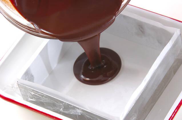 生チョコの作り方の手順5