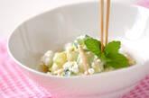 キュウリのサラダの作り方6