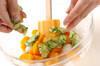 パンプキンマカロニサラダの作り方の手順8