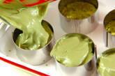 抹茶ババロアの作り方10