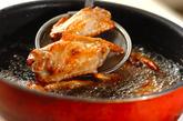 手羽先のこっくり煮の作り方1