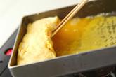 だし巻き卵の作り方4