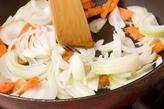 新ジャガカレー炒めの作り方2