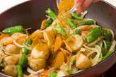 新ジャガカレー炒めの作り方8