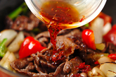 牛肉の炒め物の作り方3