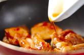 鶏の照焼きサンドの作り方2