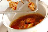 揚げ鶏おろしのせの作り方9