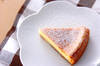 ヘルシー!豆腐入りベイクドチーズケーキの作り方の手順