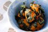 里芋ののり和えの作り方の手順