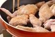 手羽先のハチミツ煮の作り方1