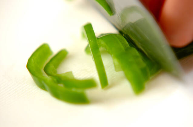 フレッシュトマトパスタの作り方の手順3