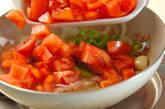 フレッシュトマトパスタの作り方9