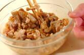 細切り豚肉と野菜炒めの作り方5