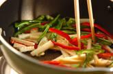細切り豚肉と野菜炒めの作り方6