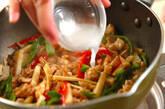 細切り豚肉と野菜炒めの作り方7