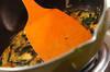 ニラとモヤシの卵焼きの作り方の手順6