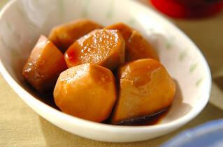里芋のシンプル煮