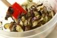 ナスのゴマ酢和えの作り方2