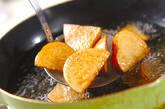 ピリ辛ポテトの作り方2