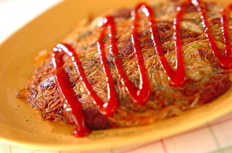 2.コンビーフのハッシュドポテト