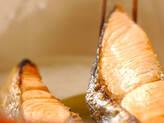 鮭の親子ご飯の作り方3