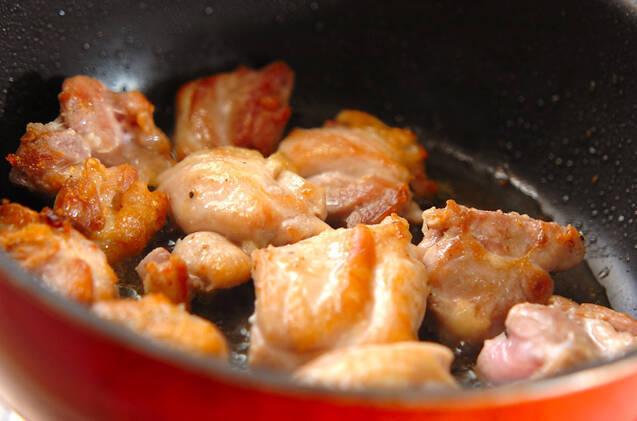 スパイスから作るチキンカレーの作り方の手順6