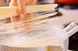 七夕梅おろし素麺の作り方7