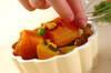 カボチャのカレーそぼろ煮の作り方の手順5