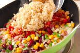 お米のサラダの作り方2